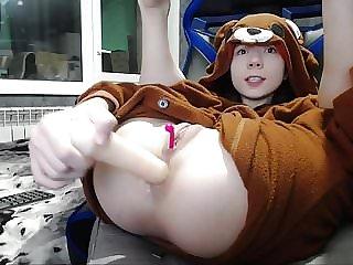 LWJ - Russian Teen CamGirl (Compilation)