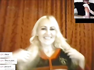 ChatRoulette - Russian Girls Big Cock Reactions 13
