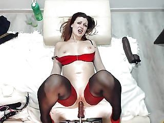 The Machine Over Fucked Her