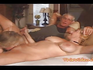 Mom Dad and the Massage