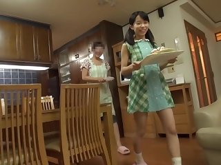 Exotic Japanese girl Mizuki in Horny cunnilingus, college JAV movie