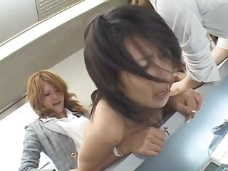 Group Sexual Office Lady