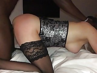 Wife's first bbc