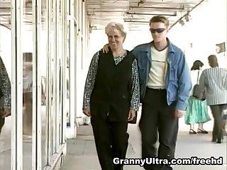 Susan in Grannys big adventures Scene 2