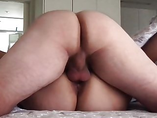 Latin wife needs more big penis and creampie