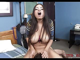 Hot Latina Dorm Pussy