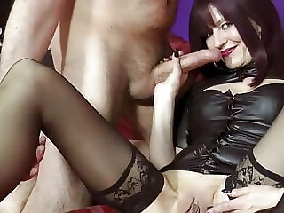 Very sexy,,, cum all over my stockings