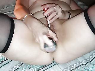 UK Wife Playing