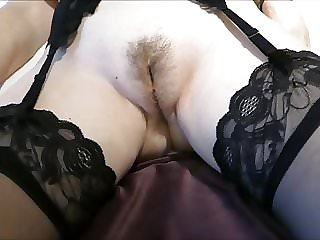 Mature Wife's Pussy at Hotel