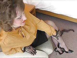 stockingsbabexxx  nylon anal slut