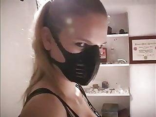 FEMDOM CBT: Sadistic nurse tortures and fucks slave meatworm