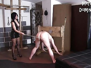 Caning with Slave Radec