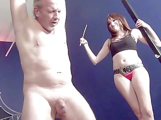 Brutally Caned To Acquiescence
