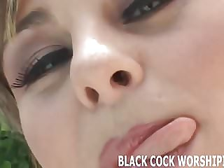 Nothing feels better than big black cock