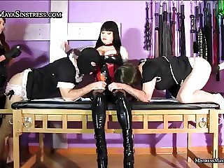 Pain for males in all forms by femdom Mistress Maya