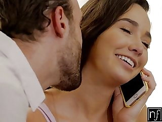 Karlee Grey Surprised With Hot Sex While Moms On Phone S5:E9