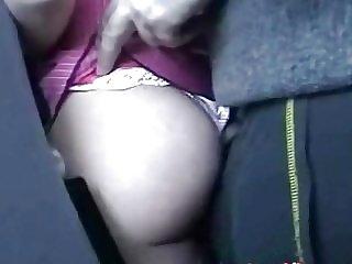 Voyeur-Bus sex
