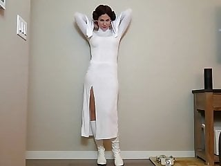The Enslavement of Princess Leia