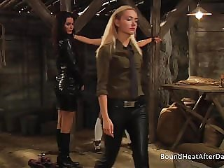 The Submissive: 69, Bondage And Whipping For Young Slaves