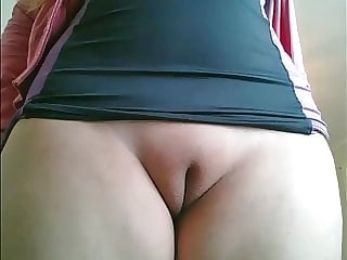 Pussy Spanking Chubby Thick Thighs culona