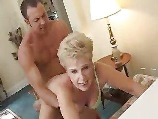 Granny is such a slut