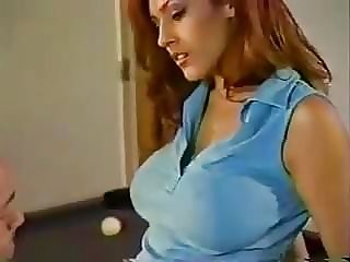 Busty Indian woman fucked by White cock