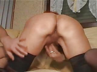 Redhead Mature Woman Fucked By Young Boy...F70
