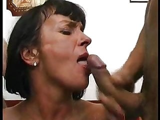 Natural Hairy Mature Cunt Fucks So Wild by TROC