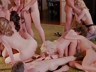 Pussy Lovers Orgy