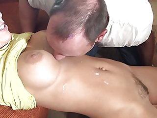 Cuckold cock sucker