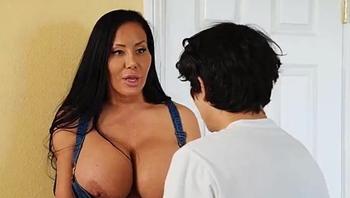 Sybil Stallone big boobs Nip Slip-up Nip Slip-up