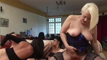 Essex Chavs Orgy