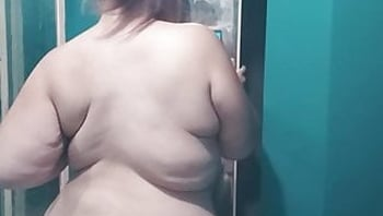 BBW Striptease and Twerk