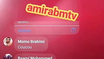 Amirabmtv Morocco girl live big ass