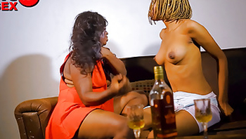 I came to confront her for fucking my husband she fucked me
