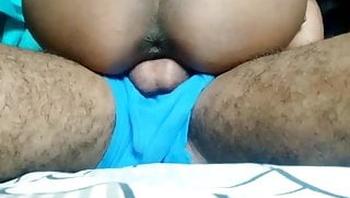Desi couple has hot sex in hotel room