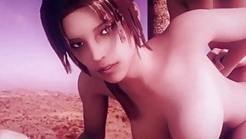 Tomb Raider Sex Cartoon Porn Hentai