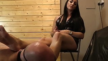 Hungry? - Slave Feeding with Mistress Chloe Lovette