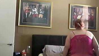 BBW Hotwife visits her Bull
