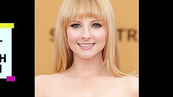 Melissa Rauch Jerk Off Challenge (Moaning, Celebrity, Tits)