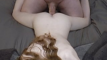 Our normal fucking night - tiny girl and thick cock - Somegirth
