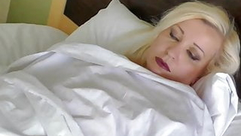 Tiina K's Wake Up Pussy Play.