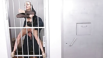 LAW4k. Seductive miss is arrested because of illegal prostit