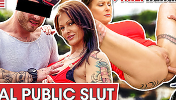 Julia Exclusiv fucked anally by MILF Hunter! milfhunting24.com