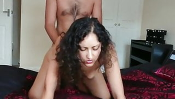 Indian Red Saree Bhabhi Caught Watching Porn by Devar Fuck