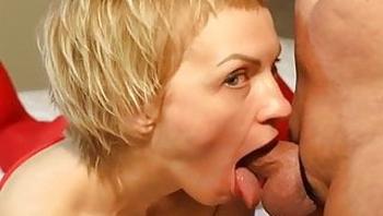 mature german wife cock sucking
