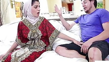 Arabic chick nadia ail fucked hard