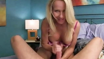 Simone Sonay Jerks Son Talking About Fucking His Friends