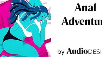 Anal Adventure (Audio Porn for Women Erotic Audio Sexy ASMR)