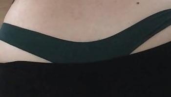 Big ass in tight leggings